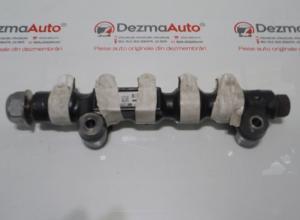 Rama injectoare 9654592680, Peugeot 407 SW (6E), 1.6hdi, 9HZ