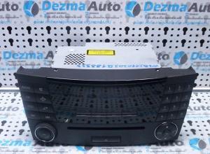 Radio cd A2118702889, Mercedes E 280cdi (W 211) 2003-2009