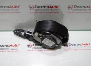 Centura dreapta fata cu capsa 4F0857706A, Audi A6 Avant (4F5, C6)