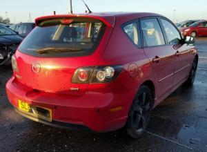 Vindem cutie de viteze Mazda 3, 1.6b, 2006