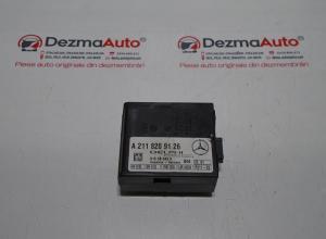 Modul alarma A2118209126, Mercedes Clasa C T-Model (S203)