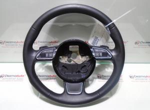 Volan piele cu comenzi 8V0124A, Audi A3 (8V1)