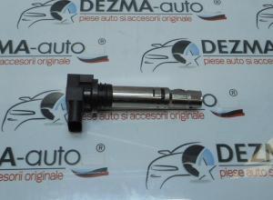 Bobina inductie 0986221023, Seat Ibiza 2 (6K1) 1.4benzina, AUA