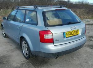 Vindem cutie de viteze Audi A4, B6, 2.0 FSI, AWA