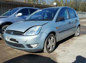 Vindem cutie de viteze Ford Fiesta V (JH, JD) 1.4 Benz, FXJA