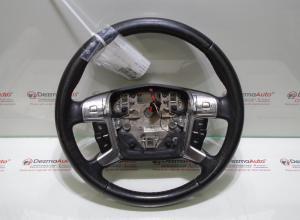 Volan piele cu comenzi 7S71-3600-JB, Ford Mondeo 4 sedan