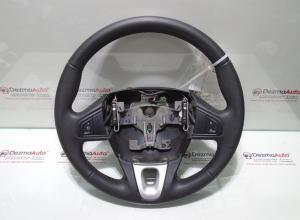 Volan piele cu comenzi 609581499, Renault Megane 3 combi
