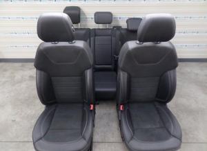 Set scaune cu bancheta si set tapiterie usa, A1667300922, A1667301022 Mercedes Clasa M (W166) 2011-in prezent