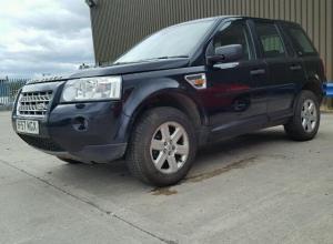 Dezmembrari auto Land Rover Freelander 2.0diesel