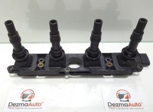 Bobina inductie, GM90536194, Opel Astra G hatchback, 1.8b (id:275438)