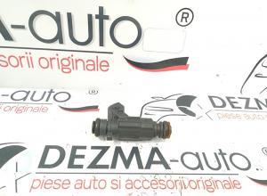 Injector cod 0280155965, Opel Corsa C (F08, W5L) 1.2B