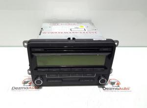 Radio cd, 5M0035186AA, Vw Golf 6 Plus (id:350333)