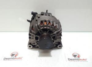 Alternator, Peugeot Partner (I) 1.6hdi, cod 9665617780 (id:351482) din dezmembrari