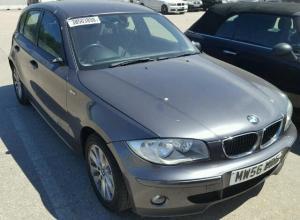 Vindem piese de supensie BMW 1 (E81) 2.0 D, N47D20A
