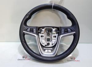 Volan piele cu comenzi GM13351029, Opel Astra J combi (id:353394) din dezmembrari