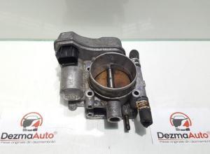 Clapeta acceleratie, GM09128518, Opel Vectra C combi, 1.8b din dezmembrari