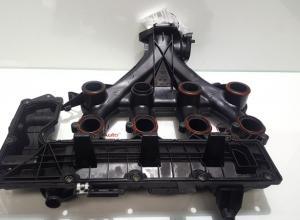 Galerie admisie cu capac culbutori, 9662688980, Peugeot 407 SW, 2.0 hdi din dezmembrari