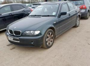 Dezmembrez piese de motor BMW 3 (E46), 2.0 D