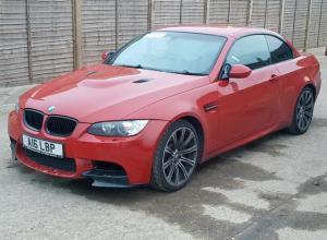 Dezmembrez piese de caroserie BMW 3 coupe (E92)