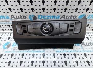 Panou comanda climatronic 8T1820043AG, Audi A5, 2.0tdi