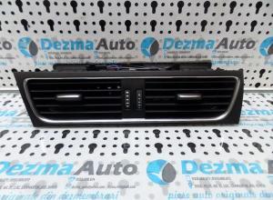 Grila aer bord centrala 8T1820951C, Audi A5 cabriolet (8F7) 2009-In prezent