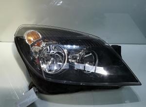 Far dreapta, GM24451031, Opel Astra H Twin Top