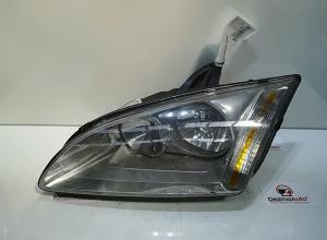 Far stanga, 4M51-13W030-BE, Ford Focus 2 sedan