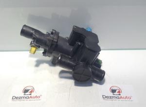 Corp termostat, Peugeot 407 SW, 2.0hdi, 9646439080 (id:356659)