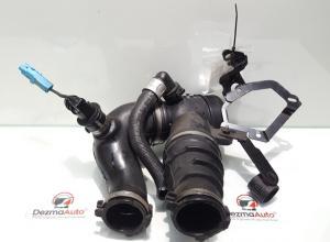 Tub intercooler, Citroen C6, 2.2 hdi, 4HP, 9682489380