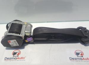 Centura stanga fata cu capsa, Audi A6 Avant (4F5, C6) 4F0857705A