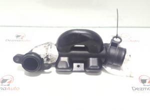 Tub intercooler 9657083780, Peugeot 407 SW, 1.6 hdi