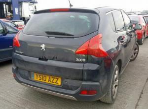 Vindem cutie de viteze Peugeot 3008, 2.0 HDI RHD din dezmembrari
