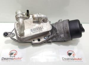 Carcasa filtru ulei cu racitor GM55578737, Alfa Romeo Brera 2.0 jtdm