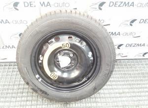 Roata rezerva tabla, 6R0601027D, Seat Ibiza 5 Sportcoupe (6J1)