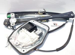 Macara cu motoras stanga fata, Vw Jetta 3 (1K2) cod 1K5837461B (id:362566)