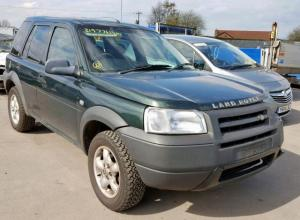 Dezmembrez Land Rover Freelander (LN) 2.0 d