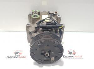 Compresor clima, Ford Fiesta 5, 1.4 b, cod YS4H-19D629-AB (id:363685)