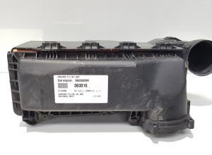 Carcasa filtru aer, Citroen C4 (I) 1.6 hdi, cod 9663365980 (id:363016)