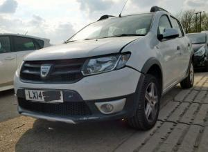 Vindem piese de caroserie Dacia Sandero 2, 0.9 benz din dezmembrari