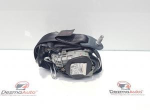 Centura stanga fata cu capsa, Peugeot 308, cod 96568574XX (id:364604)