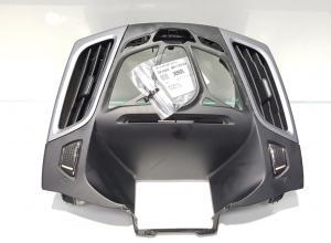 Grila aer bord centrala, Ford Focus 3 Turnier, cod BM51-18835-AEW (id:365926)