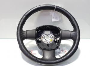 Volan piele cu padele, Audi A3 Cabriolet (8P7) cod 8P0419091CL