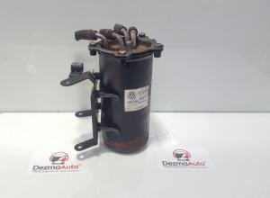 Carcasa filtru combustibil, Vw Touran (1T1, 1T2) 2.0 tdi BKD, cod 1K0127400E
