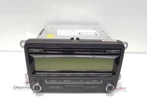 Radio cd, Vw Passat Variant (3C5) cod 1K0035186AA (id:367053)