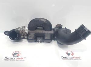 Tub intercooler, Peugeot 206 CC, 1.6 hdi, cod 9651871980