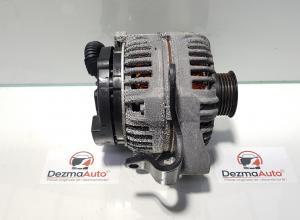 Alternator, Opel Meriva, 1.6 b, cod GM13147093 (id:368392)