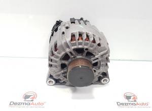 Alternator, Peugeot 4007, 2.2 hdi, cod 9665617780