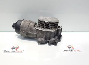 Carcasa filtru ulei, Peugeot 207 (WA), 1.6 hdi, cod 9656969980
