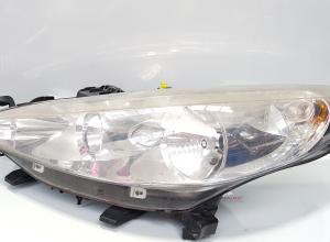 Far stanga, Peugeot 207 SW, cod 9680131780