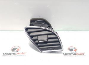 Grila aer bord dreapta, Audi A4 (8K2, B8) cod 8T1820902C (id:372400)